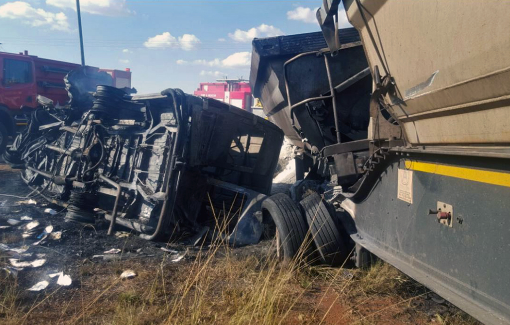 Woman dies, two others injured after being hit by a truck | eNCA