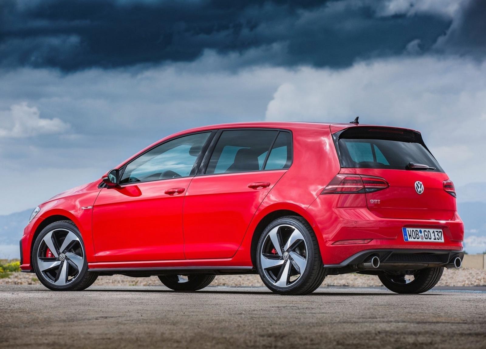 Gti Performance Package >> Revealed Performance Pack For 2017 Volkswagen Golf Gti Enca