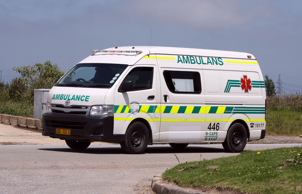 Checkpoint: Ambulance disaster | eNCA