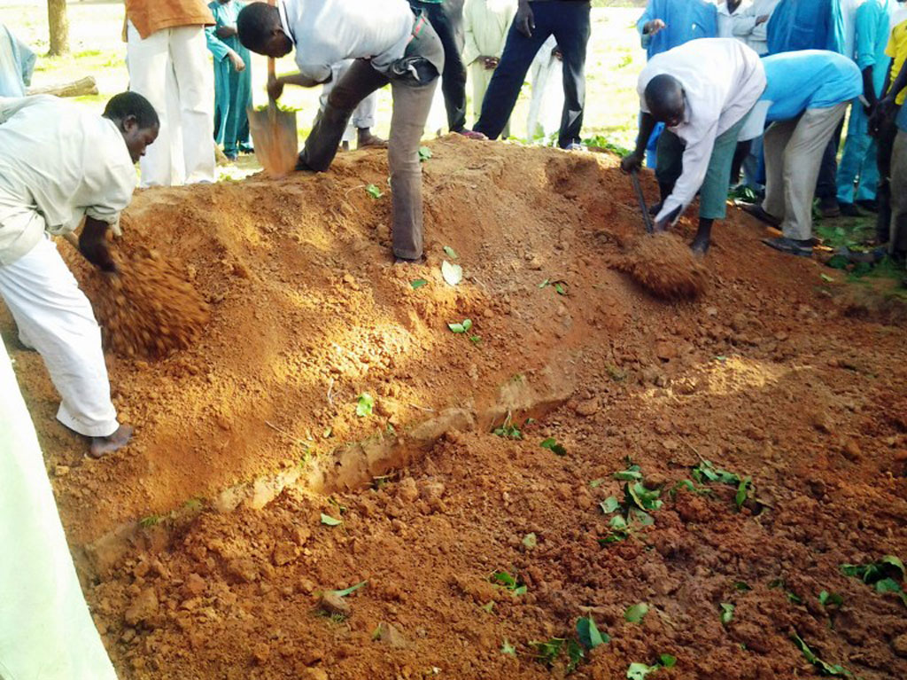 Was Nigerian army responsible for Shi'ite mass grave? Amnesty probes