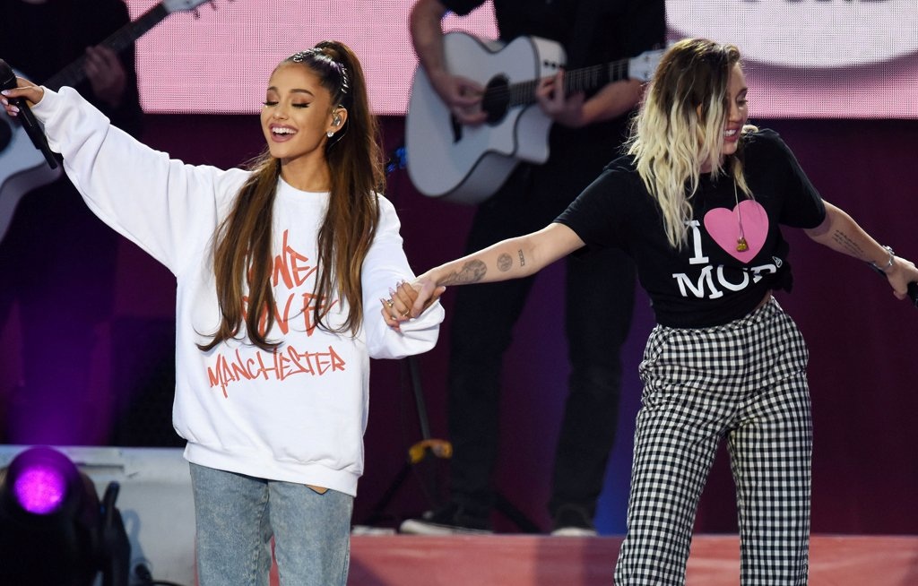 After a year full of tears, Ariana Grande comes out on top
