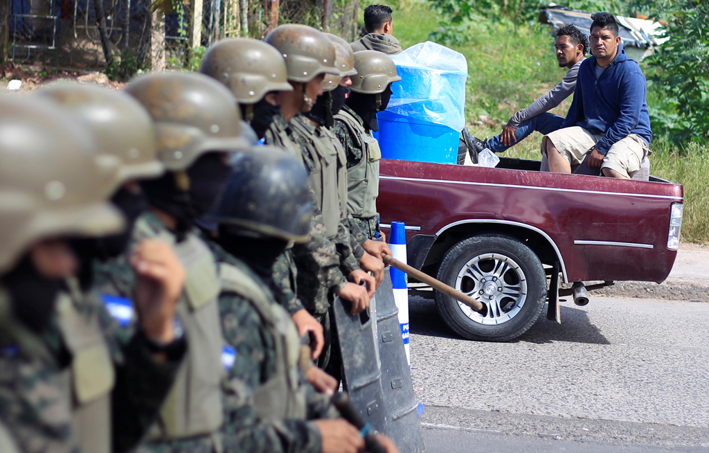 Honduras Claims Unwanted Title Of Worlds Murder Capital
