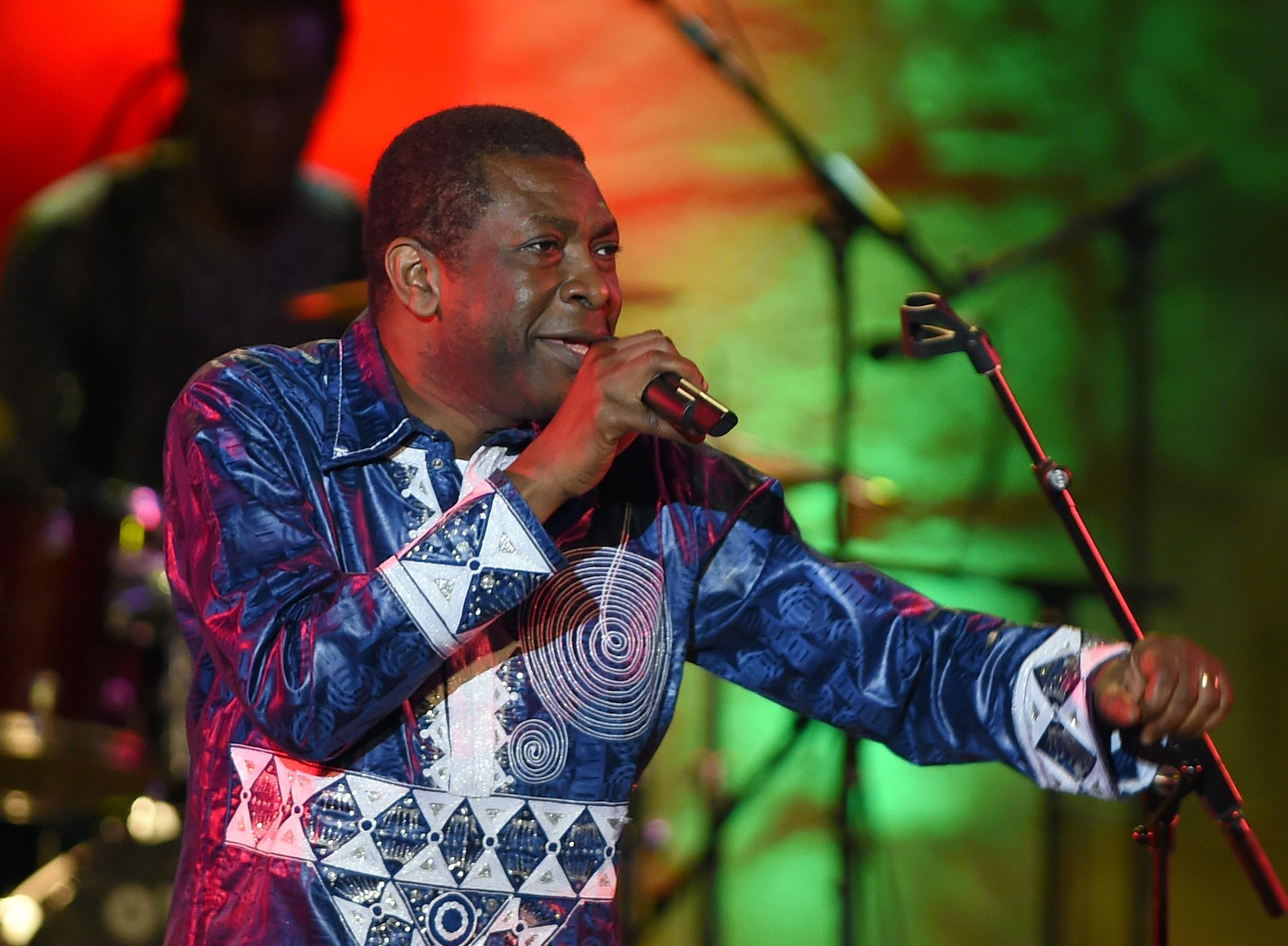 Youssou N'Dour, African artists among top international art
