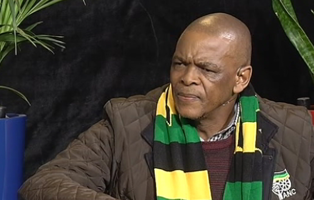 File: ANC secretary-general has denied the alleged plot to oust the party's president Cyril Ramaphosa.