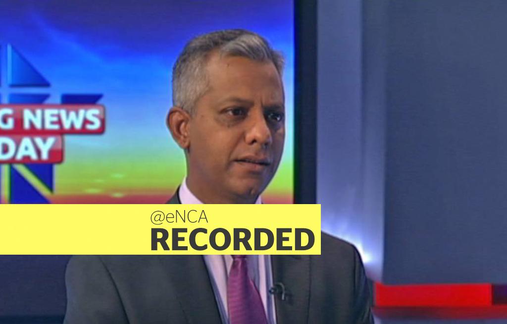 WATCH: Singh testifies at Eskom inquiry | eNCA