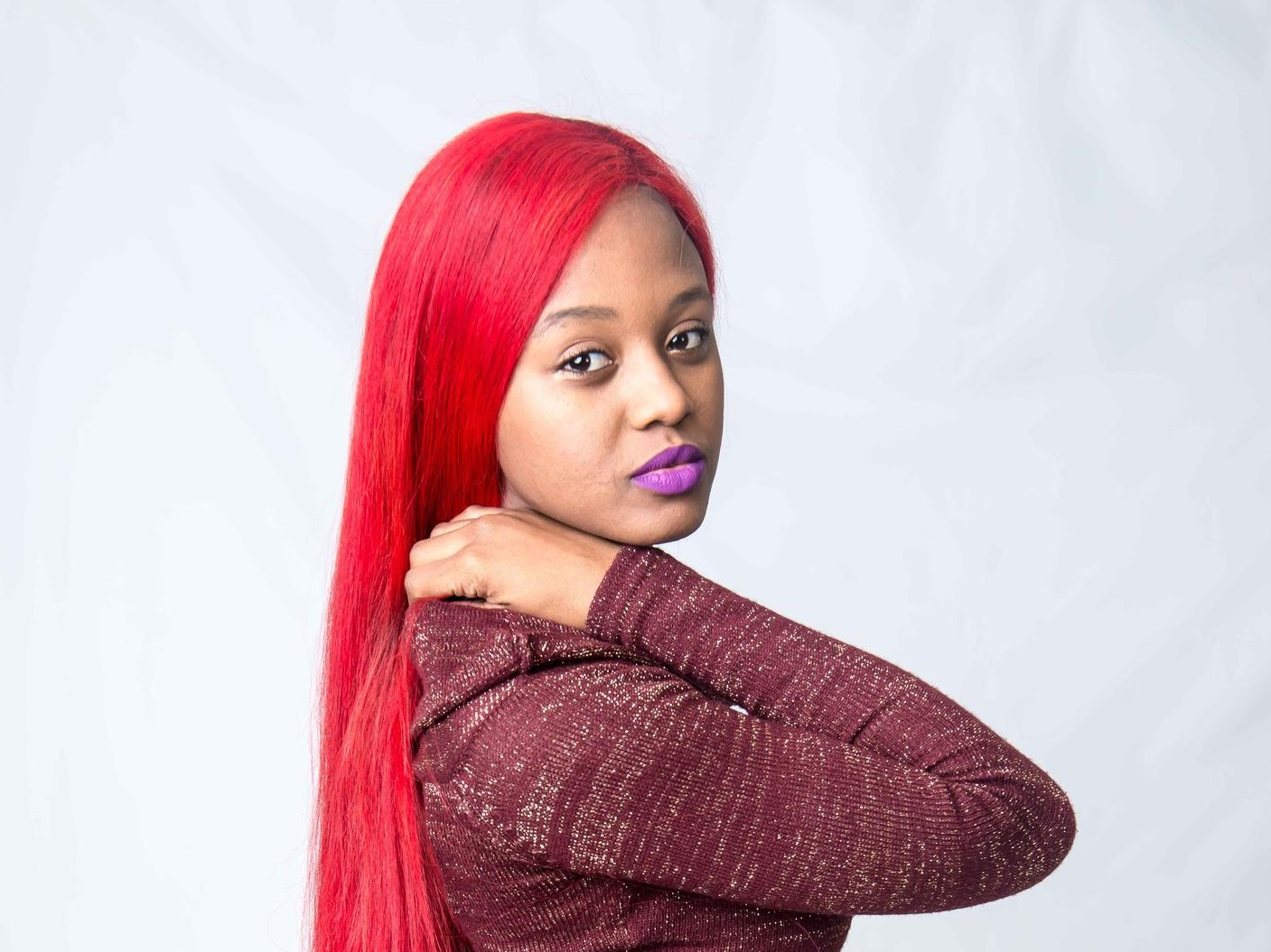 File: There's been an outpouring of support for singer Babes Wodumo on social media, after a live Instagram video showing her being beaten by a boyfriend, Mampintsha.