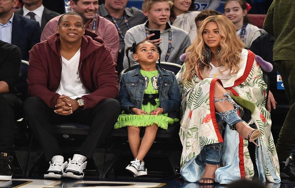 Beyonce And Jay Z Reveal Twins Names Enca