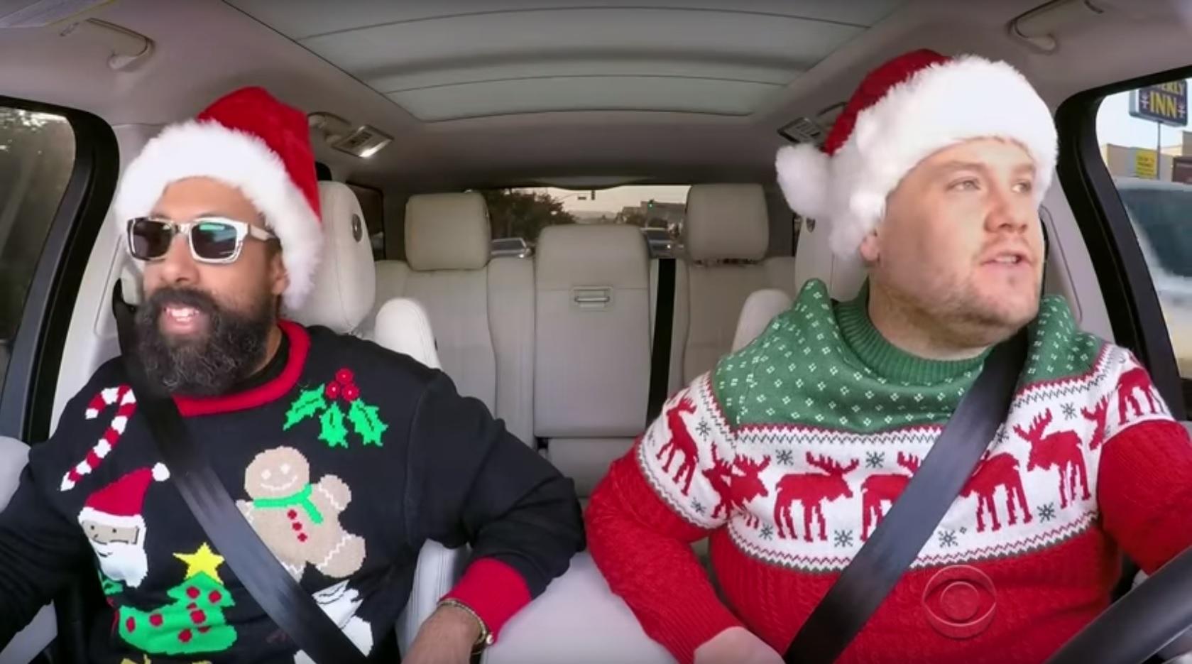 WATCH: The ultimate Christmas \'Carpool Karaoke\' | eNCA