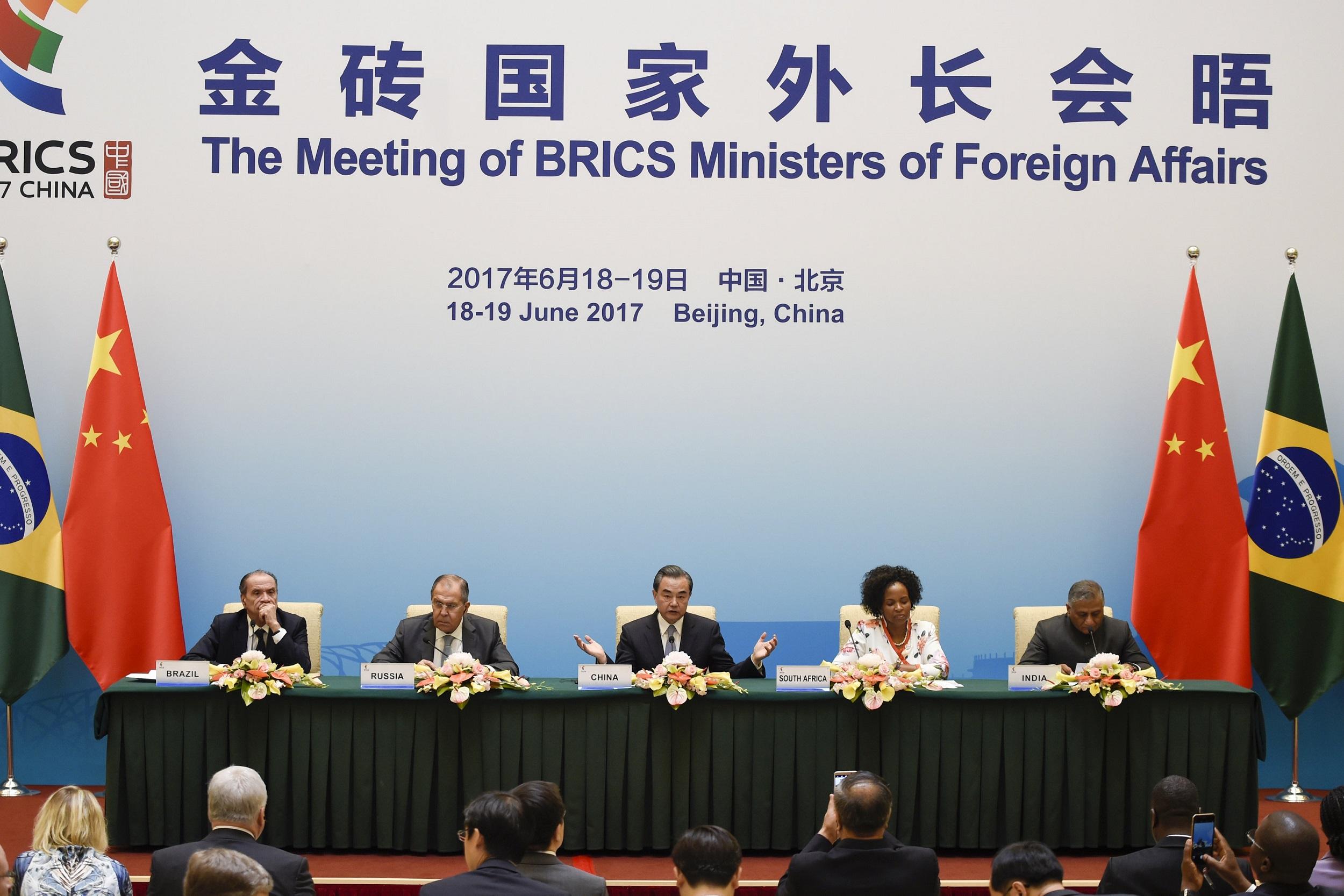 Brics Nations Condemn Terrorism Vow To Fight Climate Change Enca