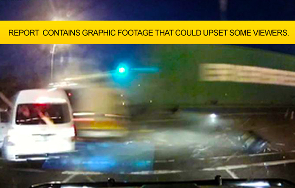 Pinetown crash caught on video | eNCA