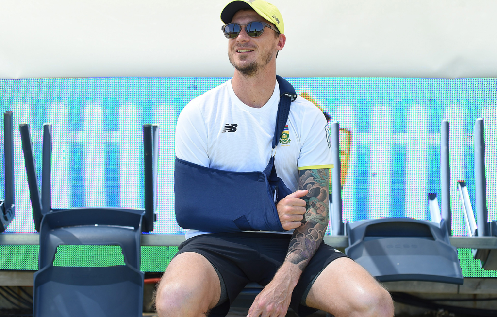 Dale Steyn has been struggling with injuries in the last couple of years.