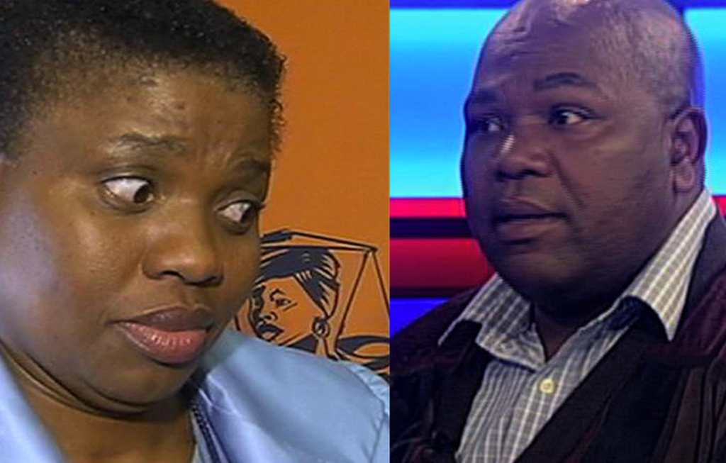 File: Time is running out for Nomgcobo Jiba and Lawrence Mrwebi to explain to President Cyril Ramaphosa why they should keep their jobs at the National Prosecuting Authority.