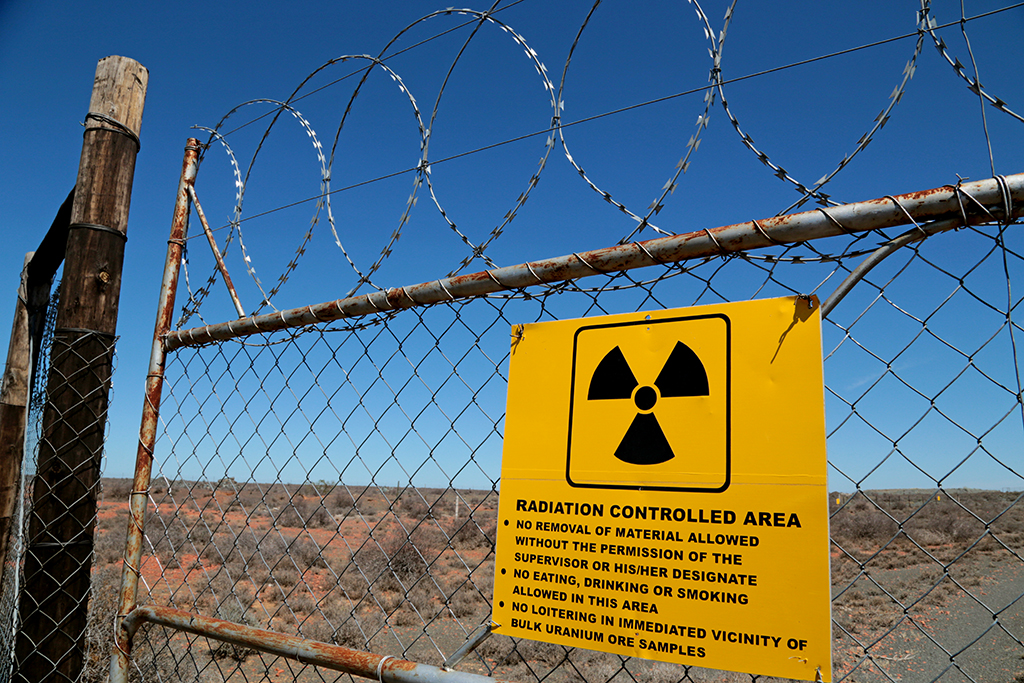 Uranium mining in the Karoo - South Africa's new gold?   eNCA