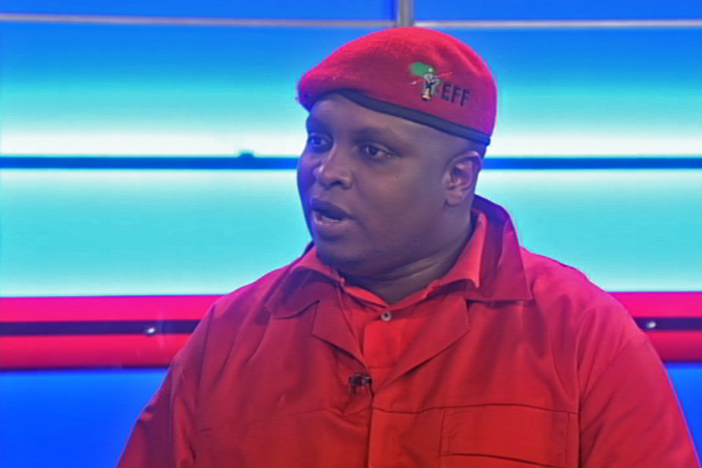 File: EFF chief whip Floyd Shivambu has denied receiving R10-million from his brother Brian, after the latter was allegedly paid R16-million by the bank for doing consultancy work for Vele Investments the majority shareholder in the failed VBS Mutual Bank.