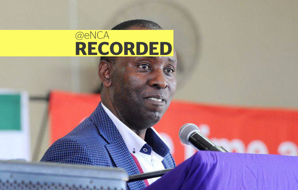 WATCH: Parliament committee to hold Minister Zwane to