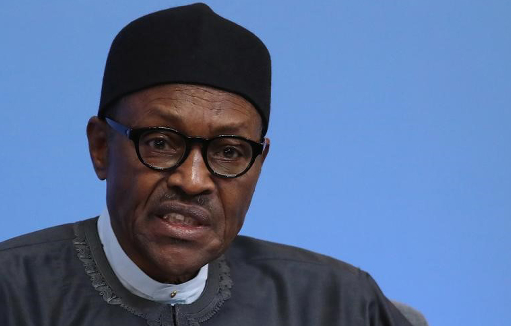 Nigeria's governing party has nominated President Muhammadu Buhari as its candidate for re-election next year.