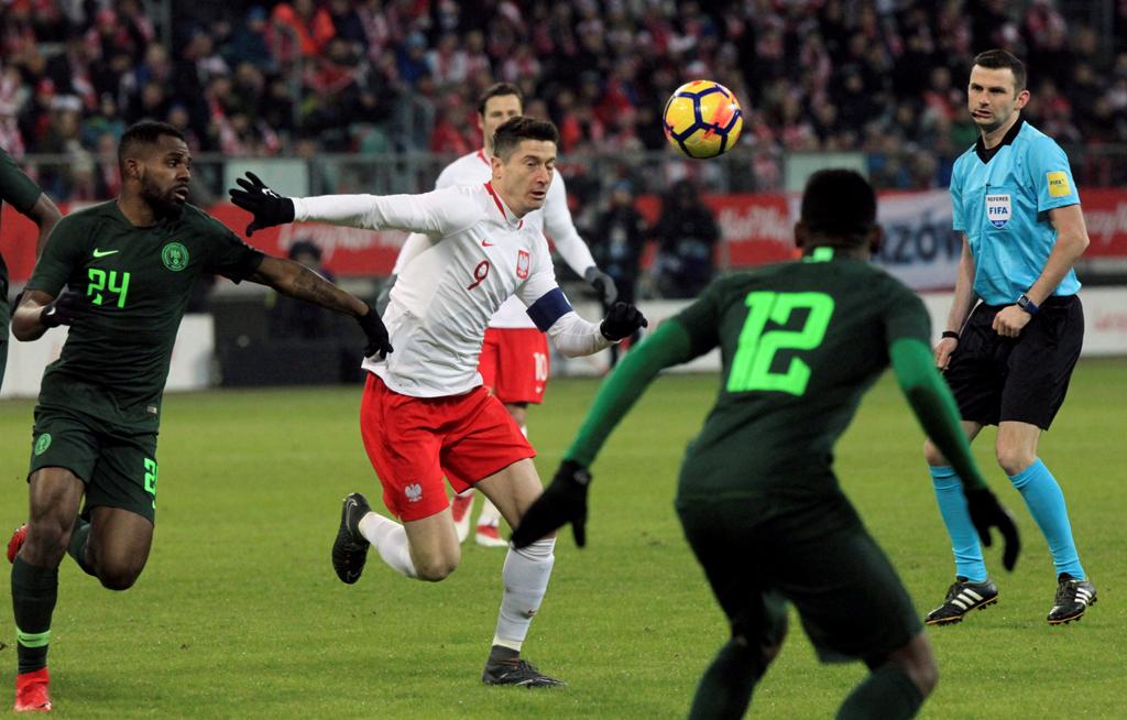 f55027c30 Moses penalty in Poland ensures Nigeria keep up winning ways   eNCA