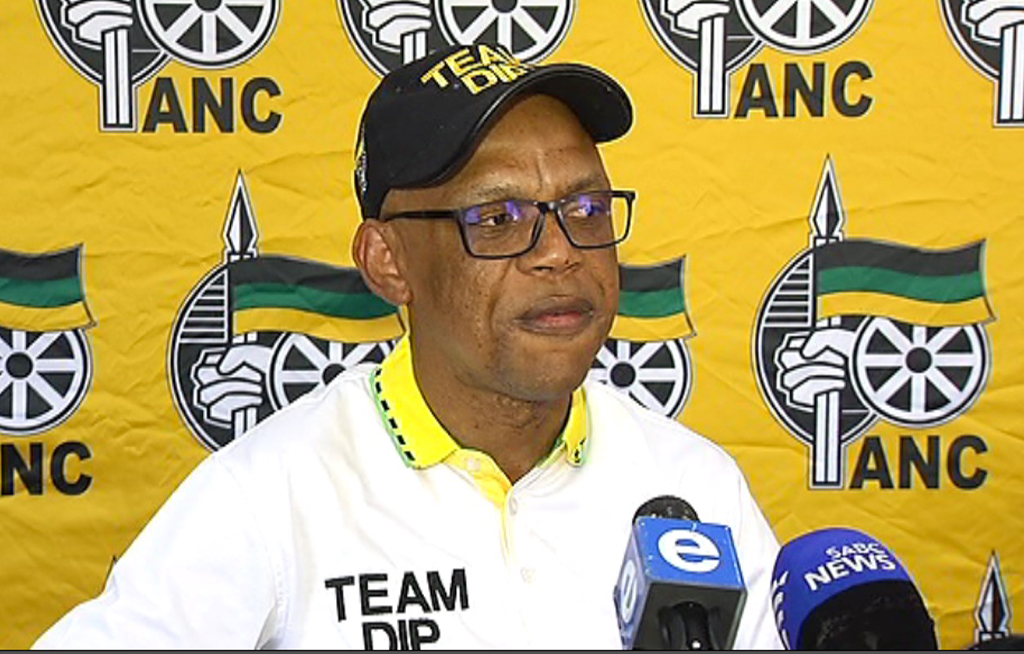ANC spokesperson Pule Mabe says he advocates for women's rights and would therefore never harass women.