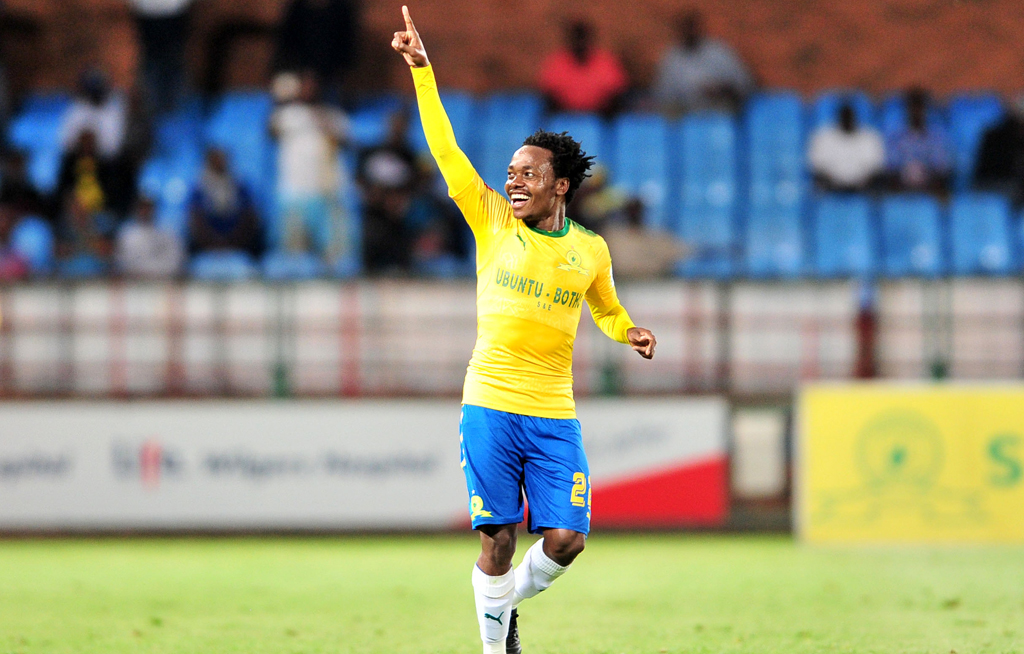 File: Percy Tau said on Twitter that he is very proud to have obtained his degree.