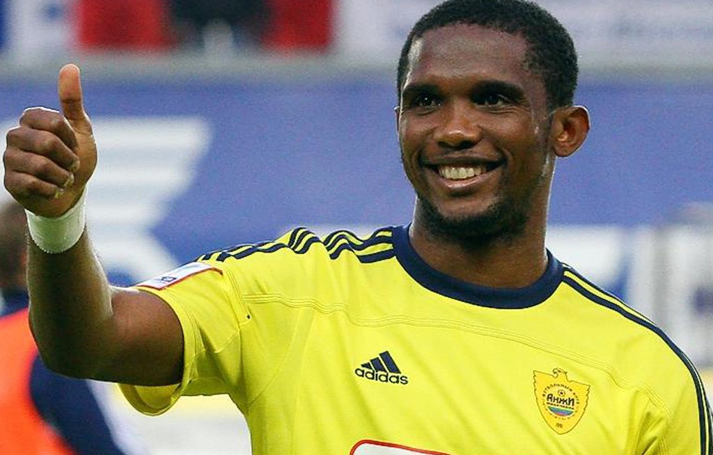 Samuel Eto'o finally ends his playing career