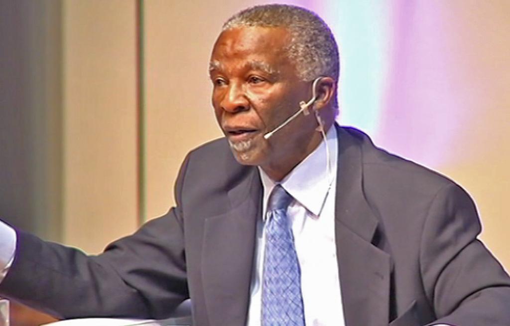 Mbeki Arrives In Sudan For Peace Talks Enca