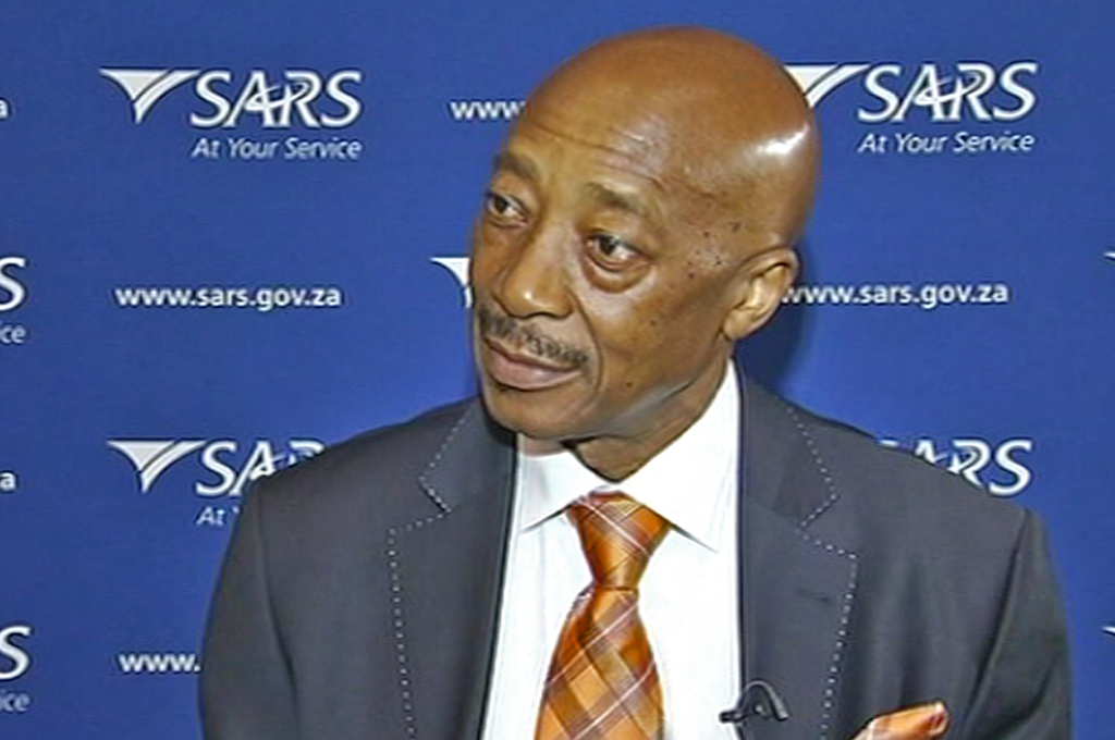 File: Former Sars commissioner Tom Moyane has had his appeal dismissed by the Constitutional Court.