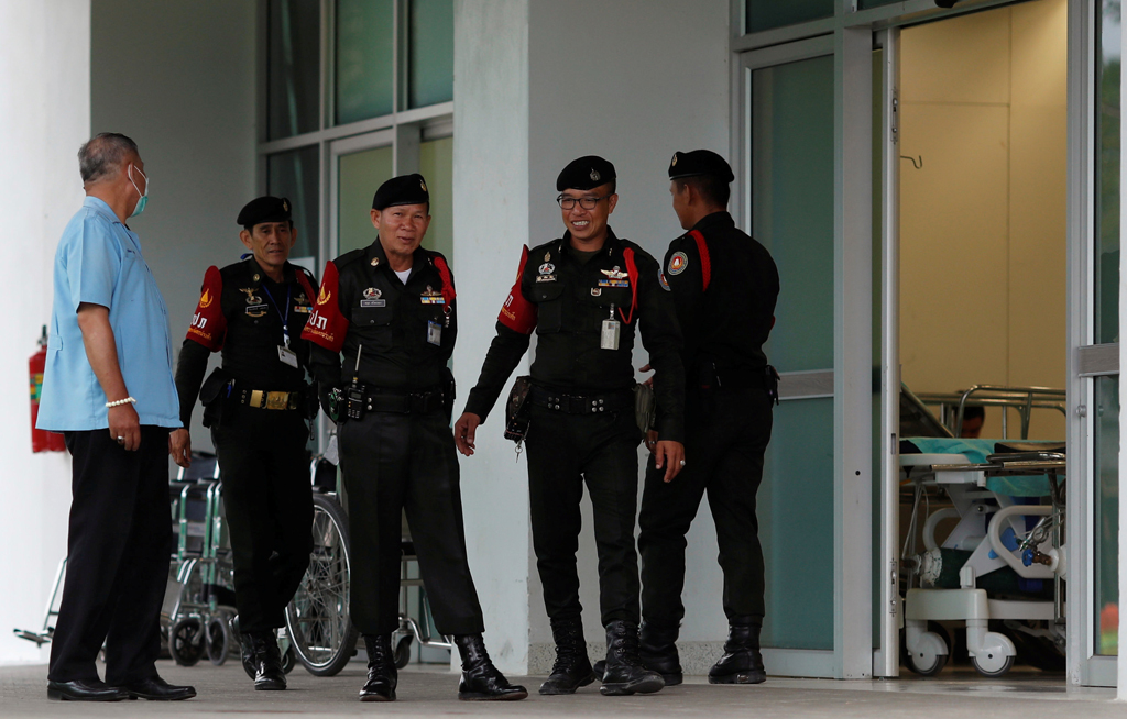 World leaders congratulate Thai cave rescue team | eNCA