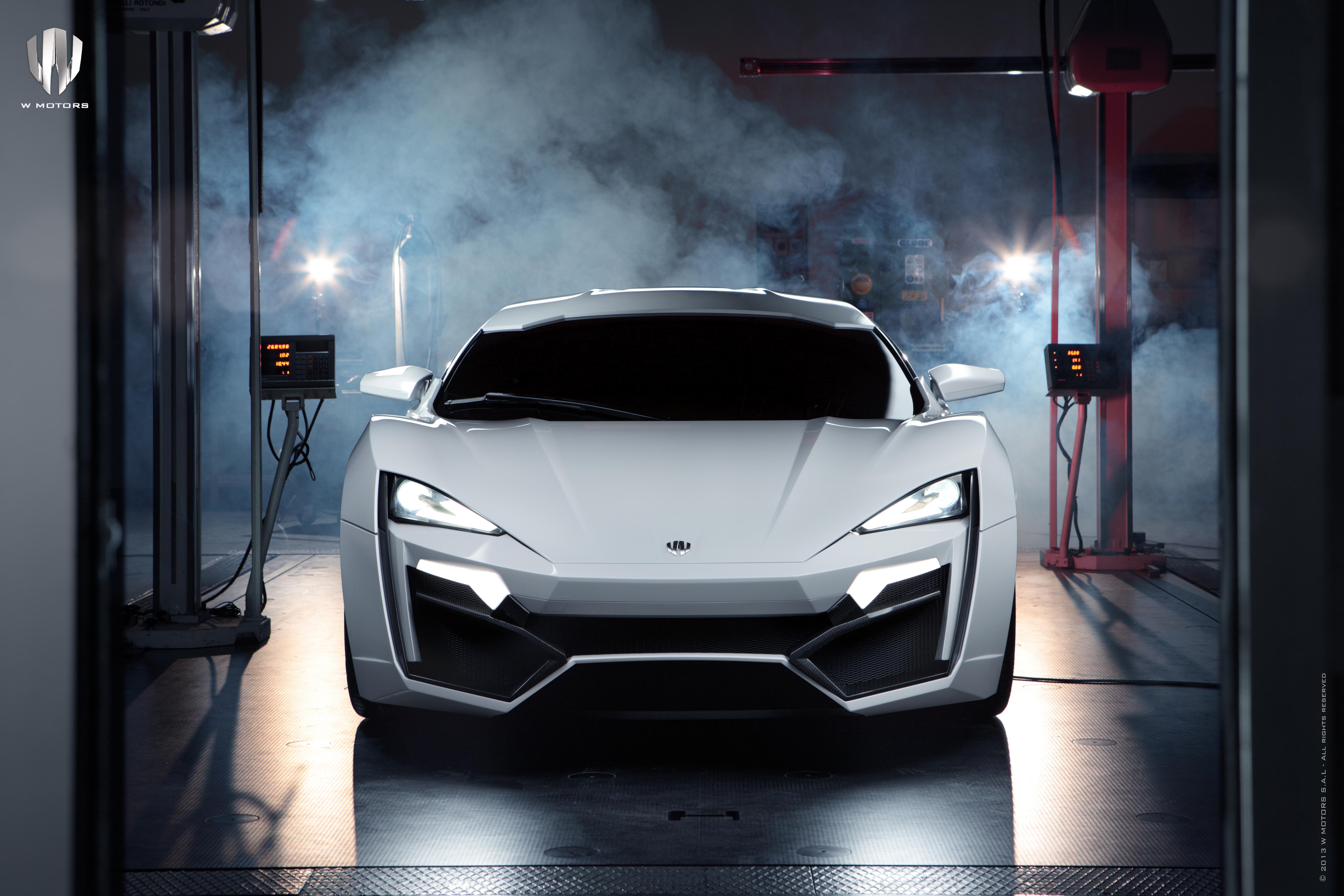 Lykan Hypersport super car | eNCA