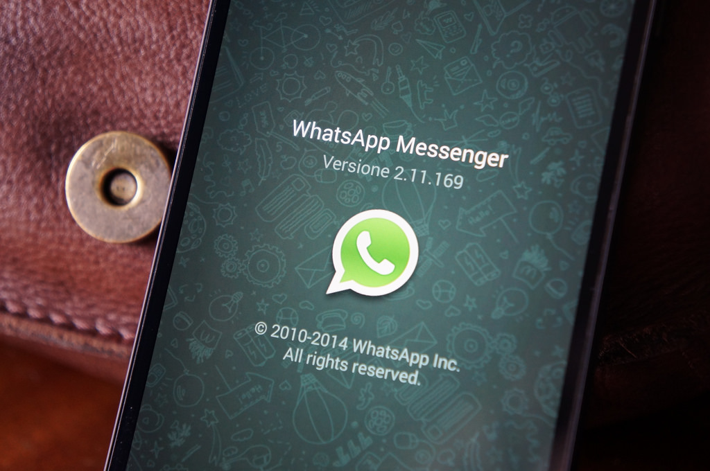 File: WhatsApp, a mobile instant messaging platform, is a potential platform for professional networking which has seen recent remarkable expansion in Nigeria and other African countries.