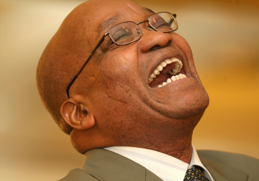 Image result for zuma laughing