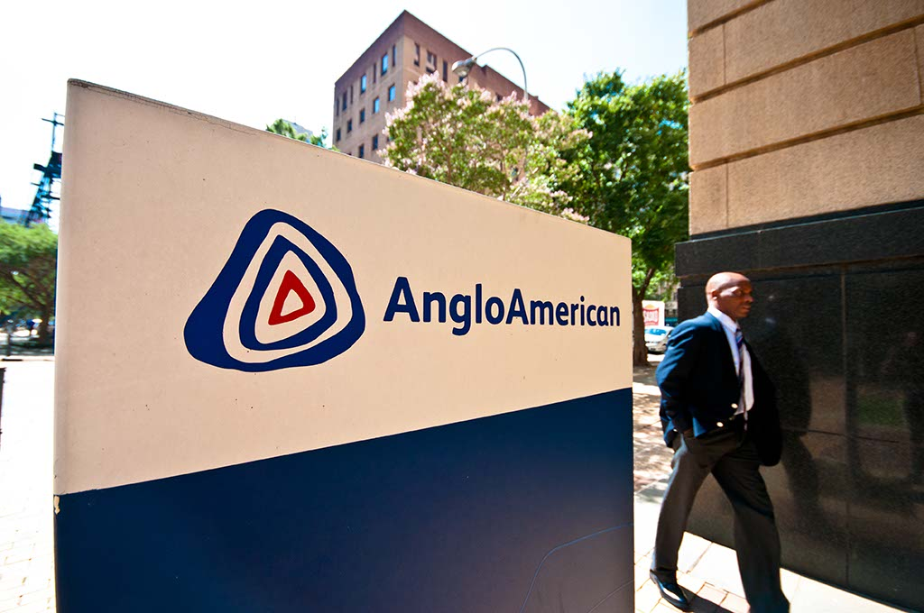 Anglo American platinum, diamond production plummets | eNCA