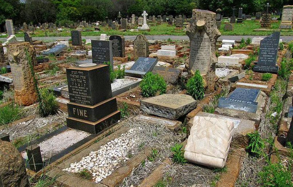 Vandalism On The Rise At Westpark Cemetery Enca
