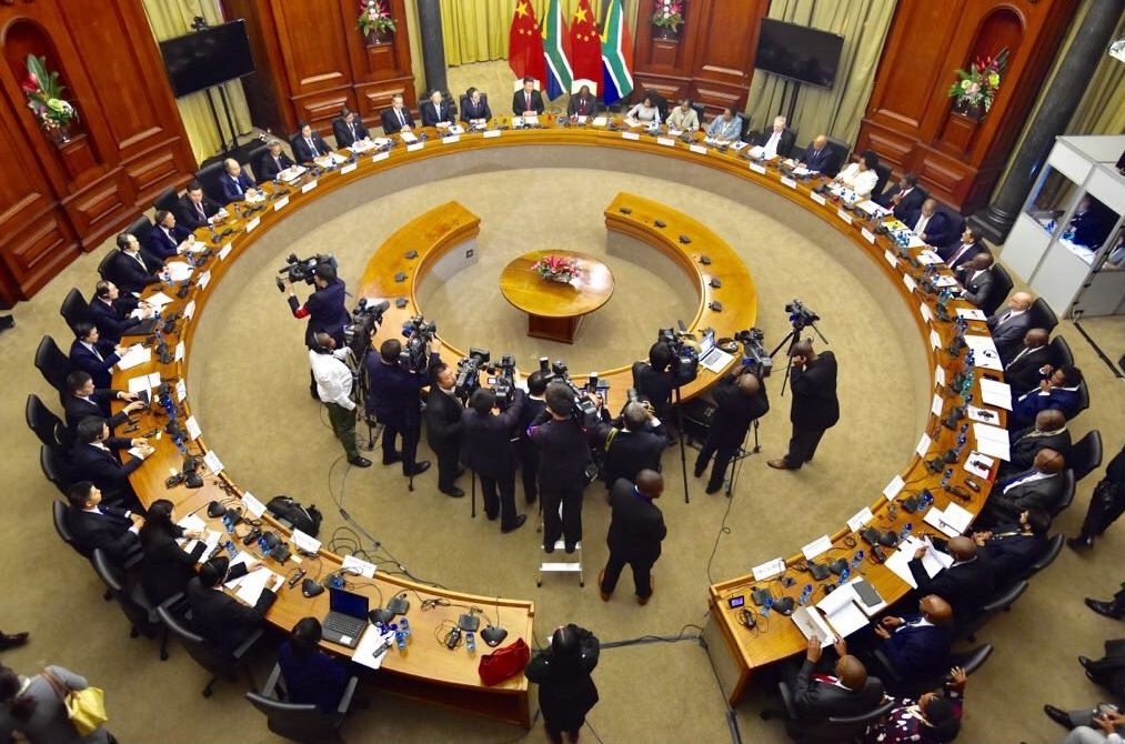 Sa Scores Big As It Sets The Stage For Brics Meeting Enca