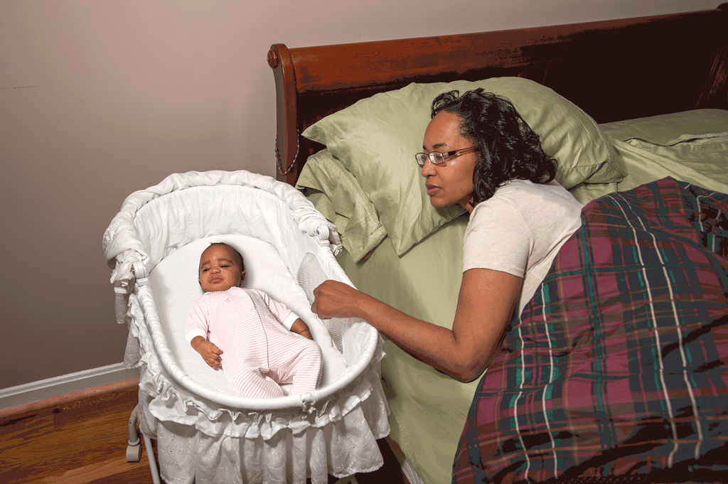 Babies Should Sleep In Parents Room First Year Us