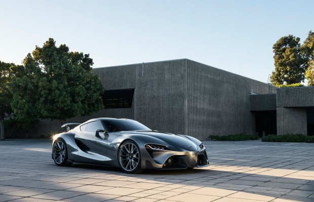 510a3cb3a3f0 Rumour  BMW to power new 2018 Toyota Supra