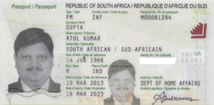 Receive On Mps Enca Update To Naturalisation Gupta