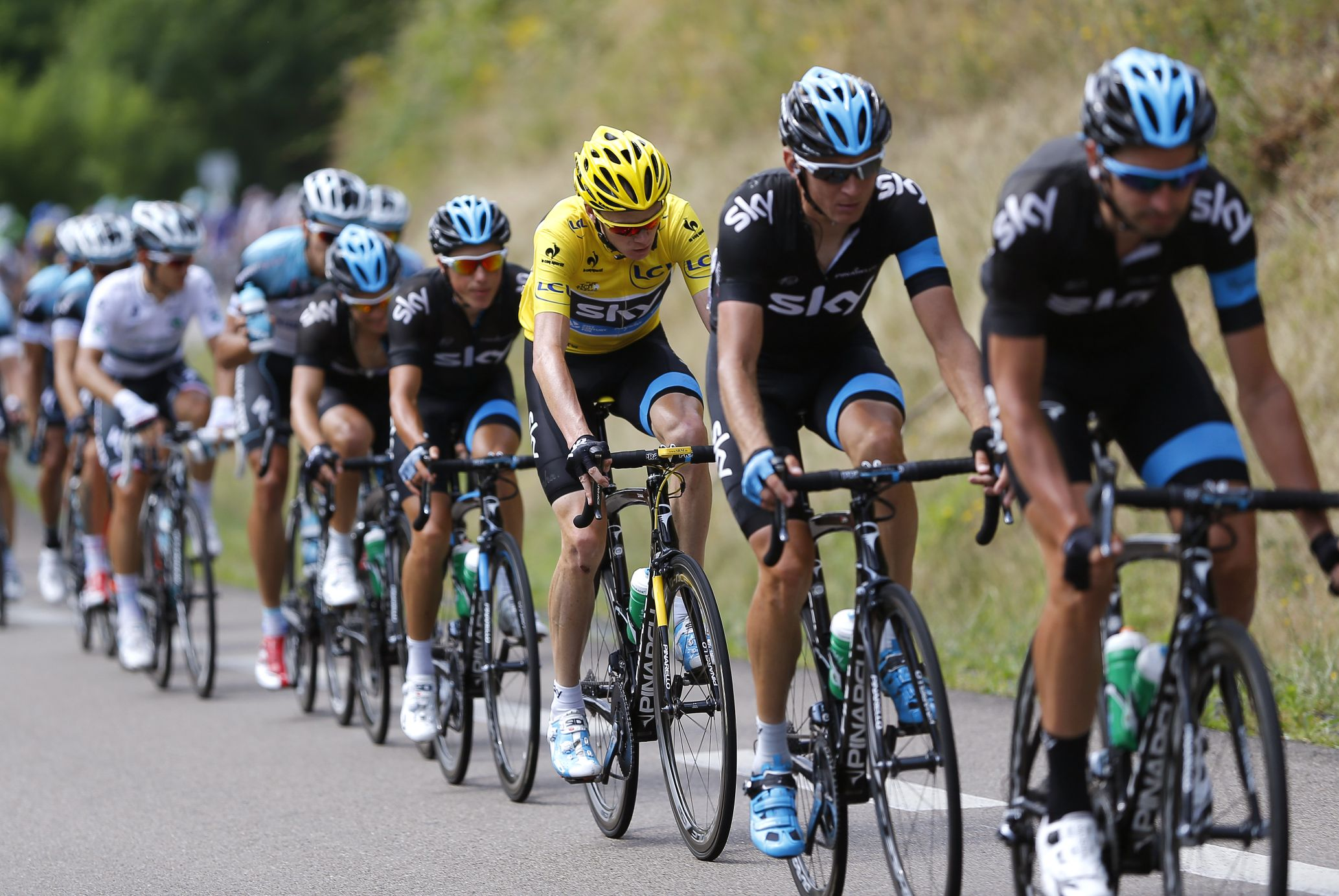 Team MTN-Qhubeka makes Tour de France history  82983f5db