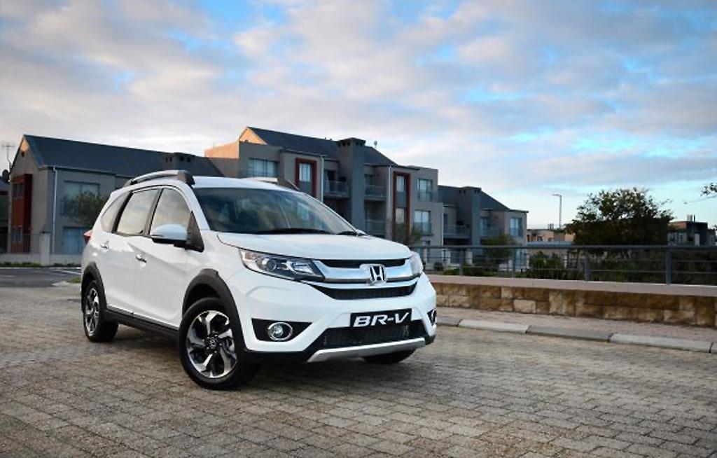 Baby Honda Br V Launches In Mzansi Enca