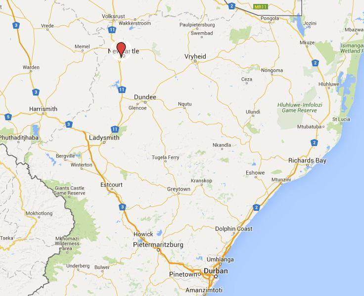 Two die in head on collision in Newcastle, KZN | eNCA