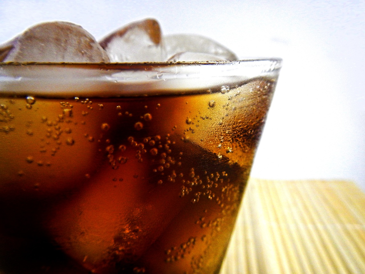 File: The consumption of sugary drinks has exploded worldwide and the high-calorie beverages have already been associated with an elevated risk of obesity.
