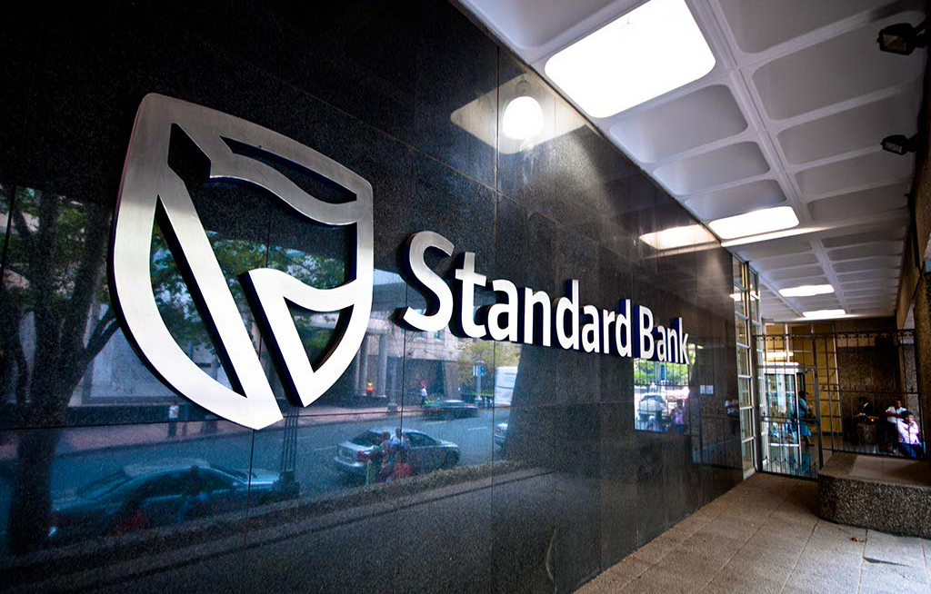 Standard Bank headquarters, central Johannesburg