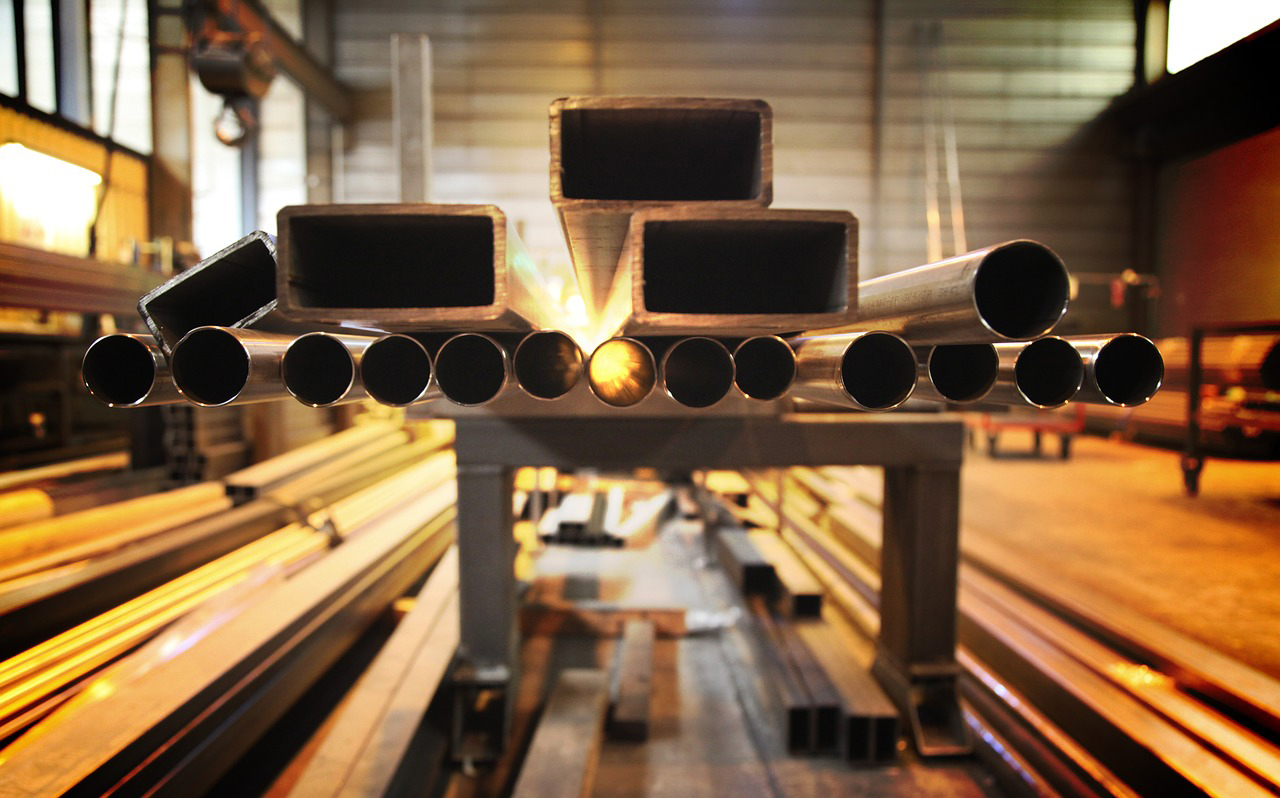File: Structural steel imports from China and Mexico together amounted to $1.5-billion in 2018, the Commerce Department said in a statement.