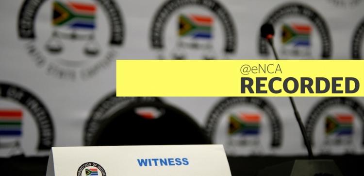 WATCH: SABC still in the spotlight at Zondo Commission | eNCA