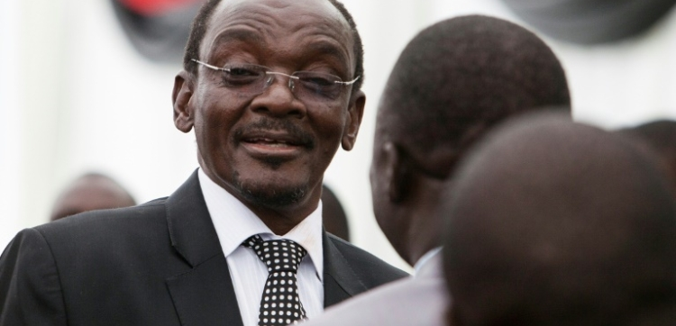 Kembo Mohadi became one of Zimbabwe's two vice presidents in 2017 after former leader Robert Mugabe was ousted