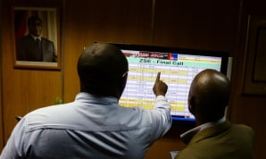 File: Known as the Victoria Falls Stock Exchange, the new market will start trading on Monday, according to the state-run Herald newspaper.