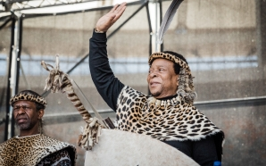 File: AmaZulu King Goodwill Zwelithini has committed himself in the fight against gender-based violence.