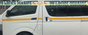 Seven people have been wounded in a taxi shooting in Cape Town on Monday. (Twitter\@NadineTheron)