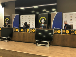Special Investigating Unit and Eskom made a joint briefing on Friday, 11 December 2020.