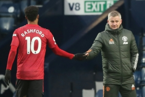 Ole Gunnar Solskjaer's Manchester United are second in the Premier League