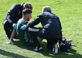 Sheffield United's George Baldock underwent an assessment for concussion during a recent game against Leeds United but was initially allowed to carry on playing